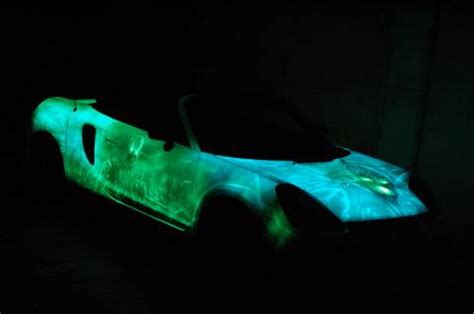 glow in the paint for cars paint or vinyl do you really your car wraps