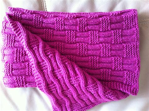 knitted blanket knitted baby blanket the hankerer