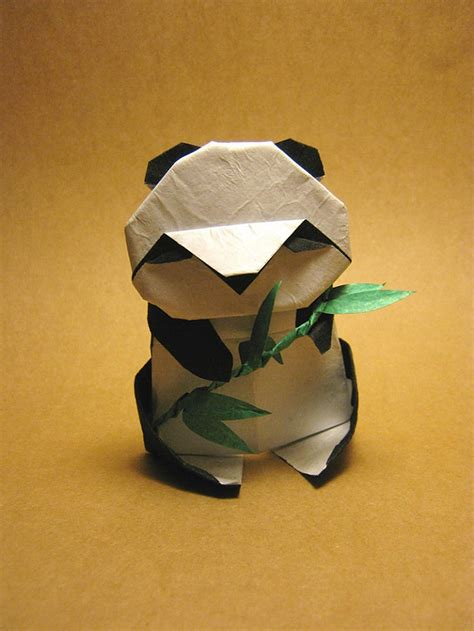 panda origami most adorable origami creations for world origami day