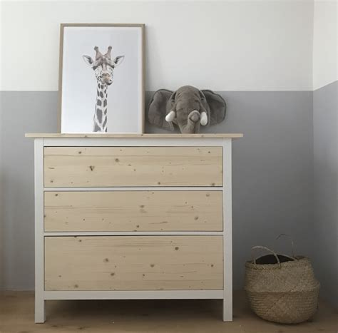 muebles hemnes ikea diy c 243 moda ikea hemnes blanco y madera helena trigo