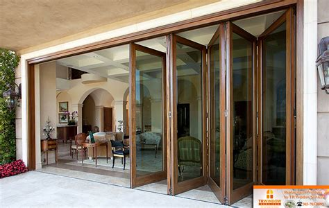 bi fold glass doors exterior cost bi fold door inspires upgrades for outdoor living