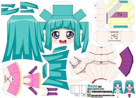 anime paper craft 55 best images about anime papercrafts
