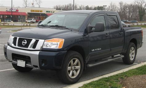small engine maintenance and repair 2008 nissan titan parking system nissan titan the truth about cars