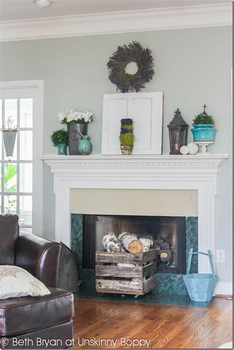 decorating a mantel for mantel decorating and a fireplace wwyd unskinny boppy