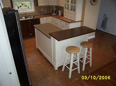 how to build a kitchen island with seating diy kitchen island woodchuckcanuck
