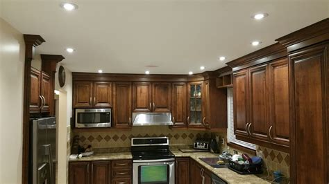 pot lights in kitchen top five renovations that increase property value