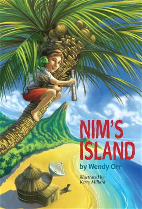 the island picture book nim s island by wendy orr reviews discussion bookclubs