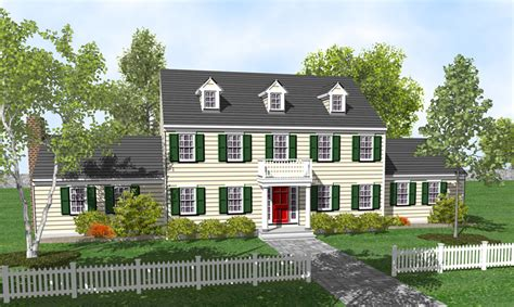 2 story colonial house plans 2 story colonial house designs home design and style