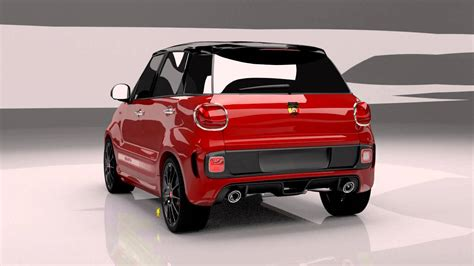 Fiat 500l Abarth by Abarth 500l