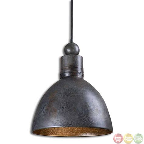 light fixtures pendant adelino rustic single pendant light fixture 21976