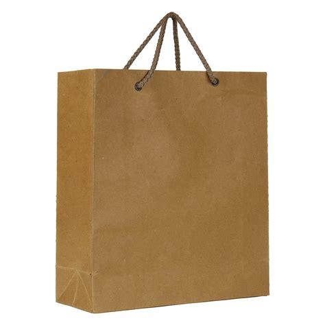 brown craft paper bags kraft brown paper bag medium
