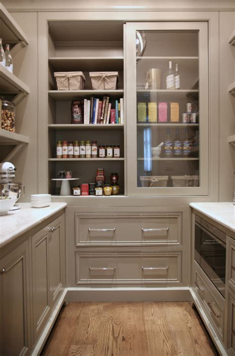 kitchen pantry cabinet ideas warm white kitchen design gray butler s pantry home