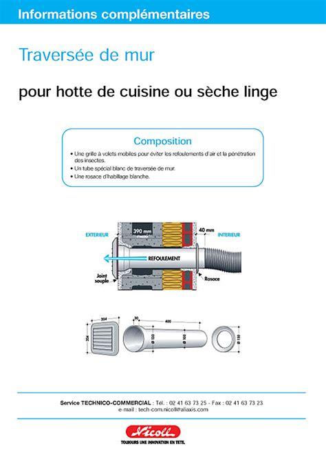 raccordement hotte de cuisine questions r 233 ponses travaux de bricolage