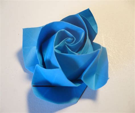 origami paper roses origami in bloom