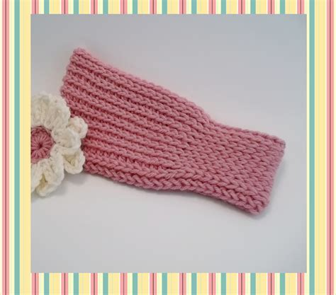 how to knit with a crochet hook the hook hound braided a knit look crochet headband pattern