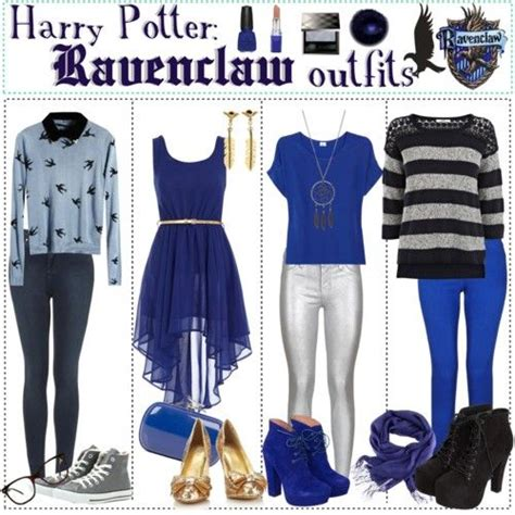 harry potter style 56 best ravenclaw images on harry