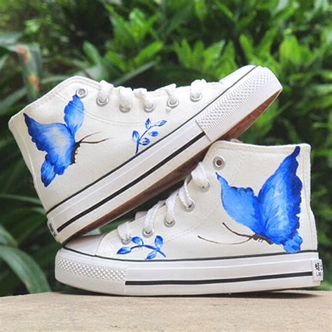 can you use acrylic paint on canvas shoes shoes how to makeover your converse trusper