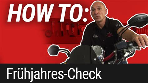 Louis Motorrad Youtube by Louis Schraubertipp Fr 252 Hjahrscheck Youtube