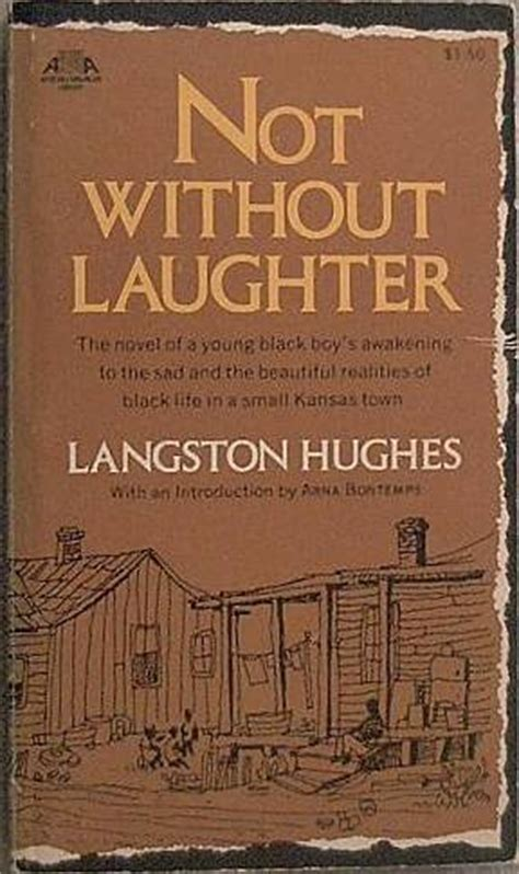 picture book without pictures not without laughter langston hughes c1979 paperback