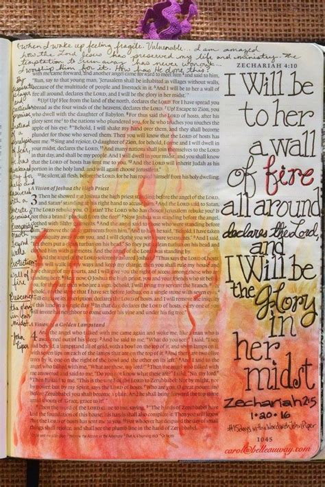 acrylic paint for journaling 17 best images about bible journal zechariah on