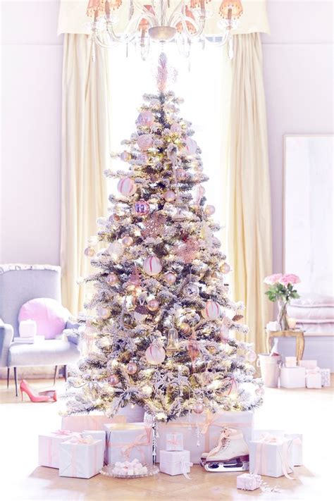 pink tree uk tree ideas how to decorate the festive