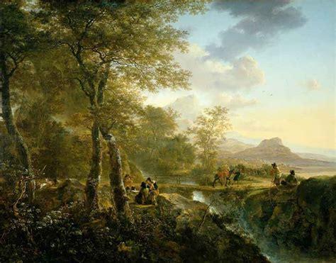 painting landscapes renfred freudenburg desert landscape painting