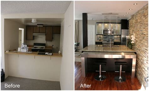 kitchen remodel ideas before and after modern kitchen makeover ideas before and after interior design ideas