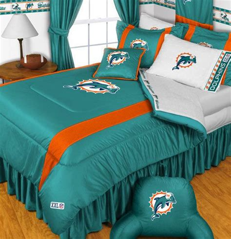 miami dolphins comforter set best 25 dolphin bedroom ideas on