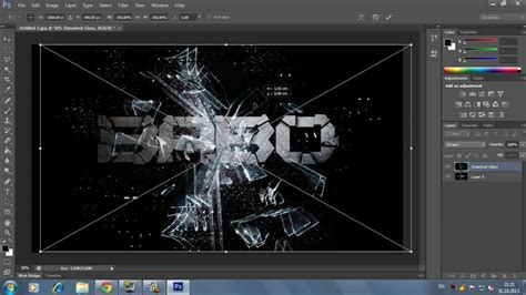 on photoshop cool text effect in photoshop cs6 tutorial