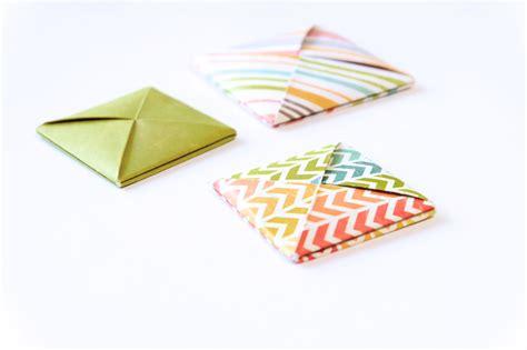 origami square envelope origami square envelope i try diy