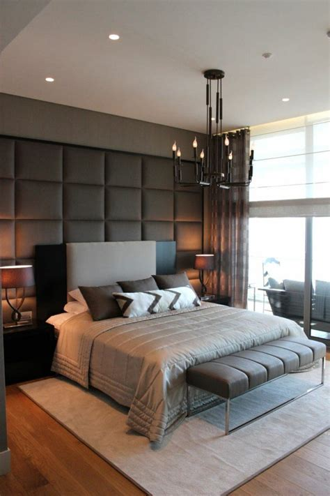 modern bedroom furniture design ideas d 233 coration de chambre 55 id 233 es de couleur murale et tissus