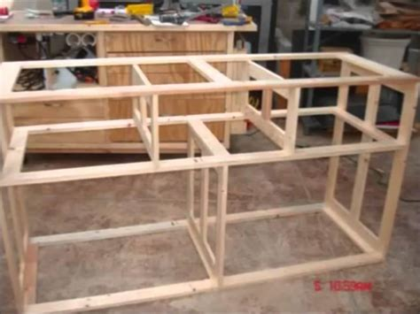dresser diy wood dresser plans how to build a dresser diy timelapse