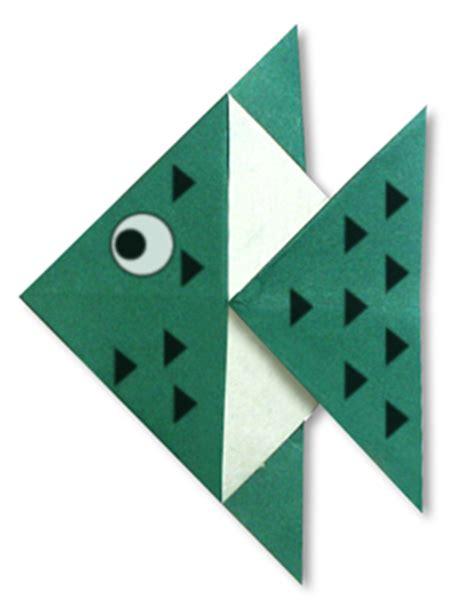 tropical fish origami origami tropical fish