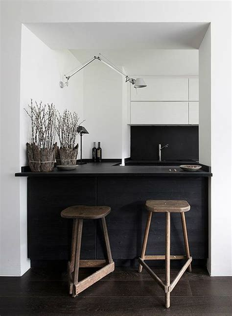 black and white kitchens 34 timelessly black and white kitchens digsdigs
