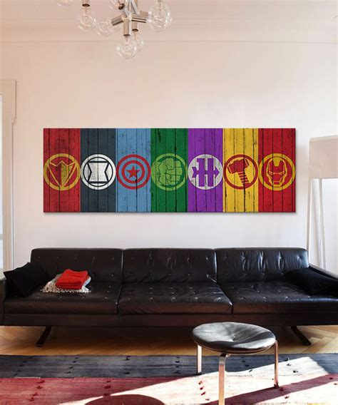 marvel home decorating 10 best marvel wall decor ideas home design and