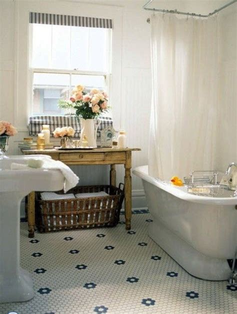 vintage small bathroom ideas 35 vintage black and white bathroom tile ideas and pictures