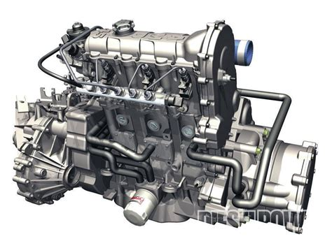 Electric Engine by Eight Companies Determined To Change Diesel Engines