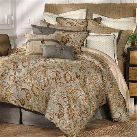paisley king comforter sets piedmont paisley comforter bedding