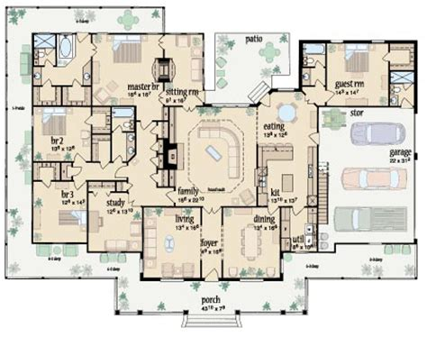 5 bedroom house plans with wrap around porch i want this floor plan of traditional house plan