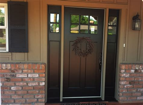 front entry doors with one sidelight fiberglass front doors with side lights of incridible