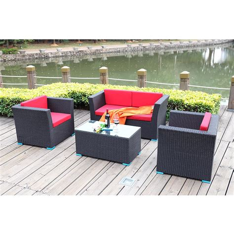 buy used patio furniture high end patio furniture rattan outdoor furniture sofa set