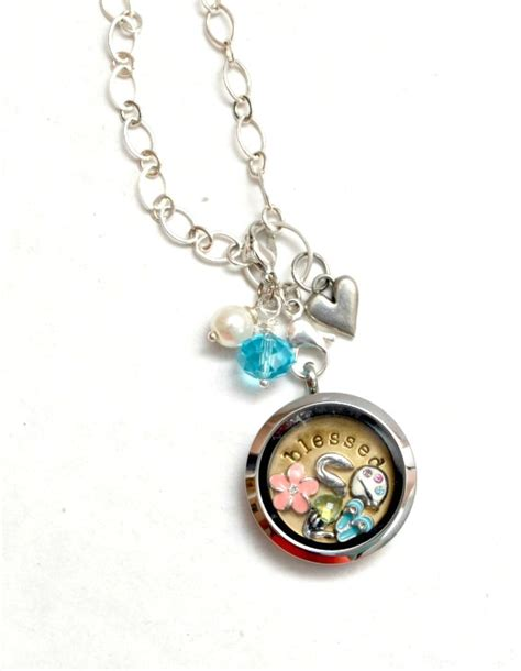 charms to make jewelry diy beaded necklace charm one artsy