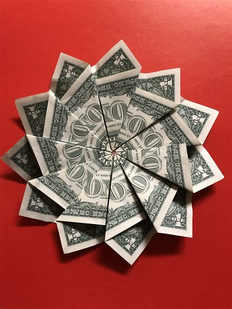 origami dollar flower 708 best images about money origami on