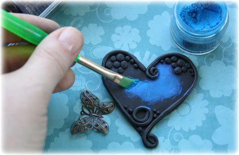 polymer clay tutorial such a pretty mess polymer clay trinket embellishment