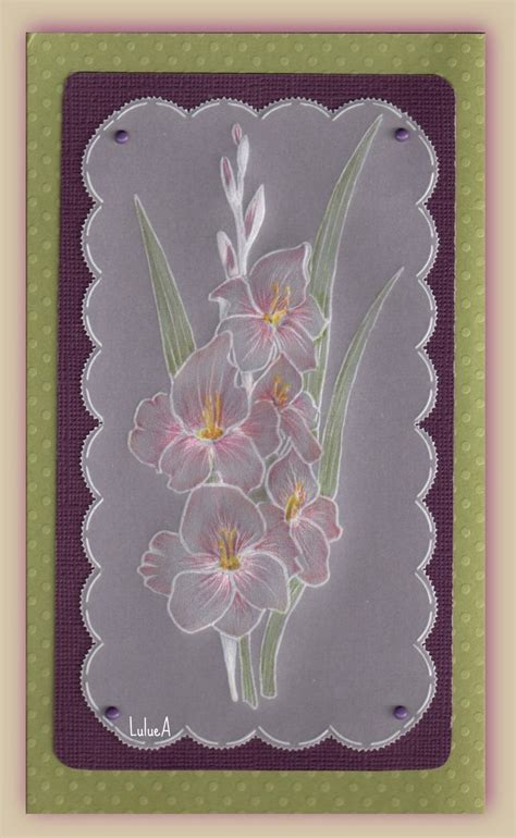parchment paper crafts free patterns pergamano patrons