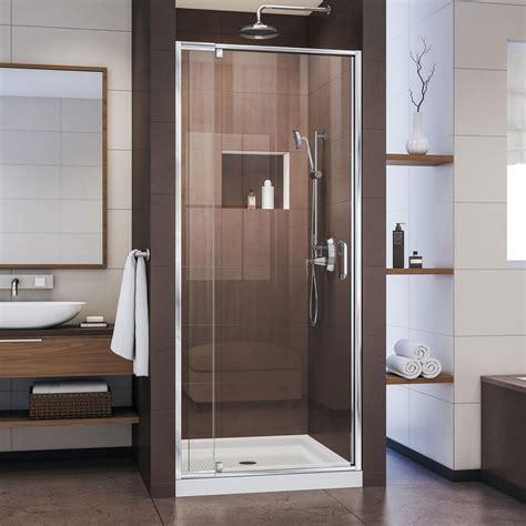 Best Bath Showers dreamline flex 28 in to 32 in x 72 in framed pivot