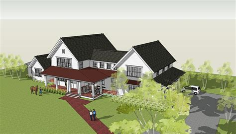 new farmhouse plans information about home design modern farmhouse by brenner architects
