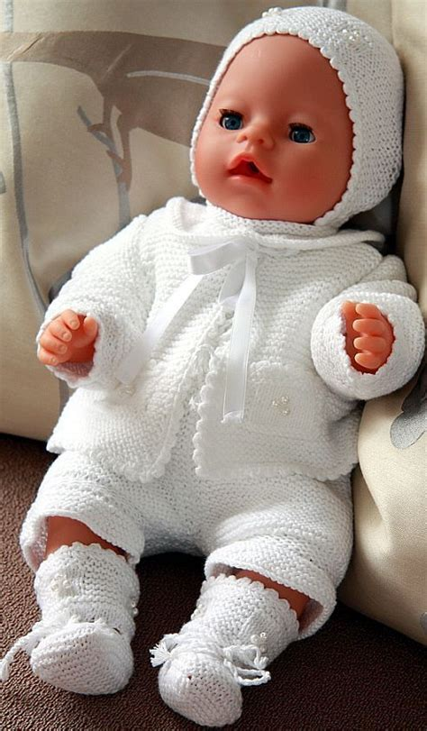 knitted doll clothes patterns free doll clothes knitting pattern knit doll clothes