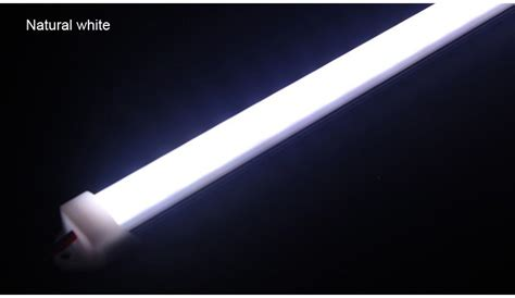 20 quot rigid aluminum led light bar fixture surface mount