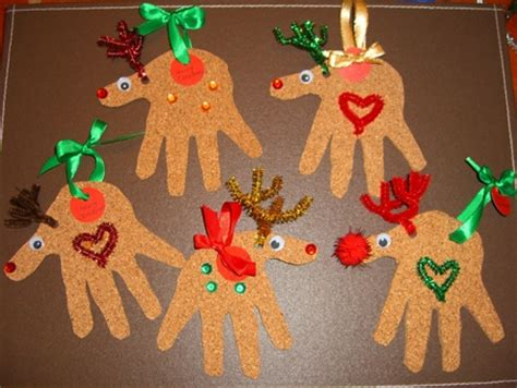 kid ornaments craft ideas goodness crafts for reindeer